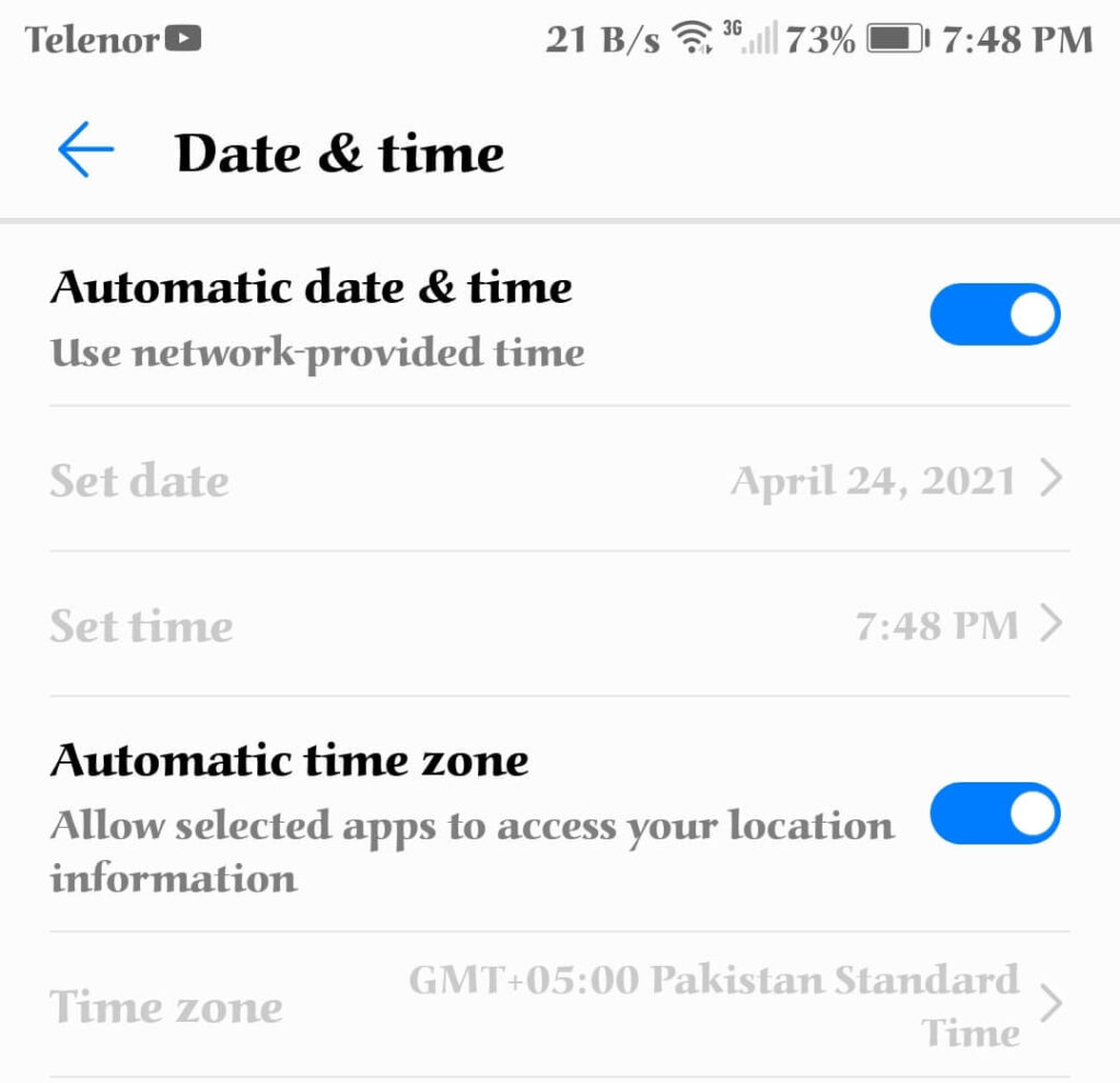 How To Fix Google Play Store Waiting for Wi-Fi