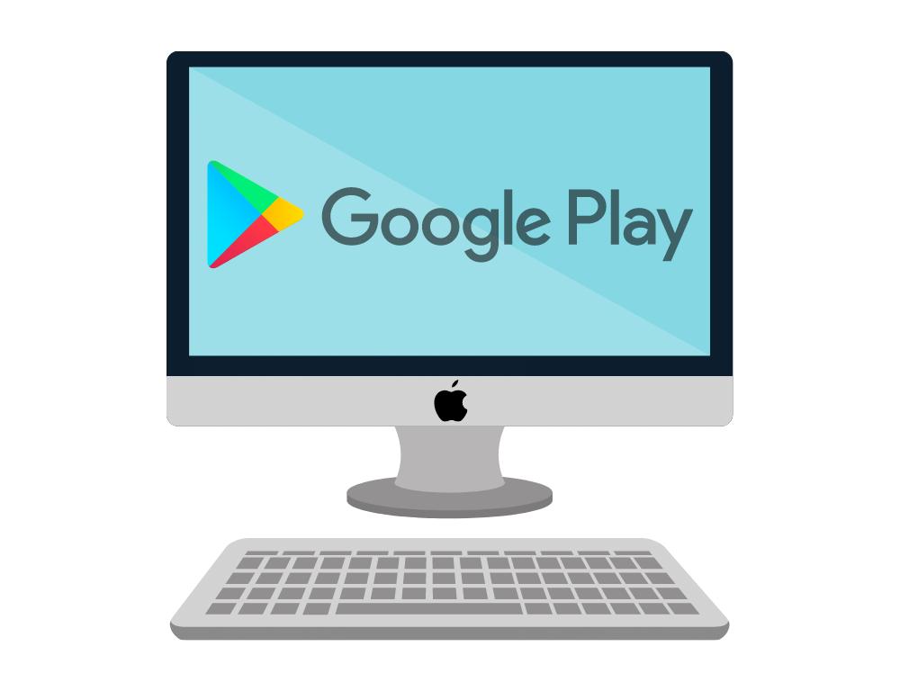 google play store on mac