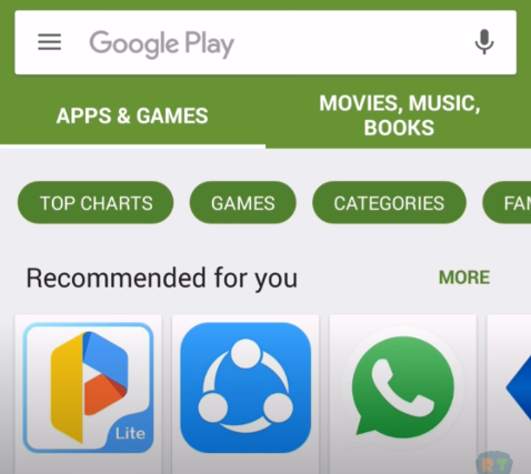 how to download google play store on blackberry