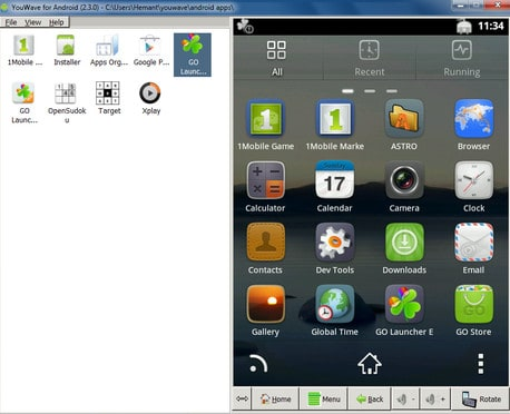 How to Download IMO on PC With Low Space via youwave