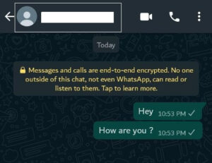 How do You Know if Someone Has Deleted WhatsApp by looking at last seen