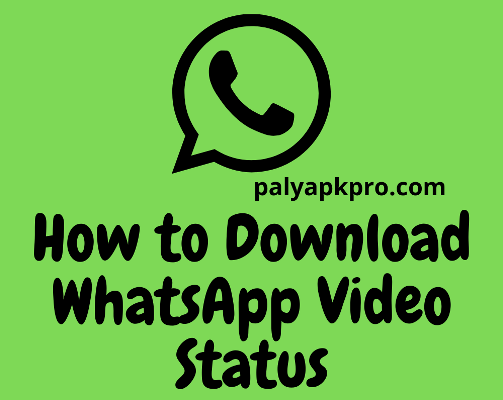 How to Download WhatsApp Video Status