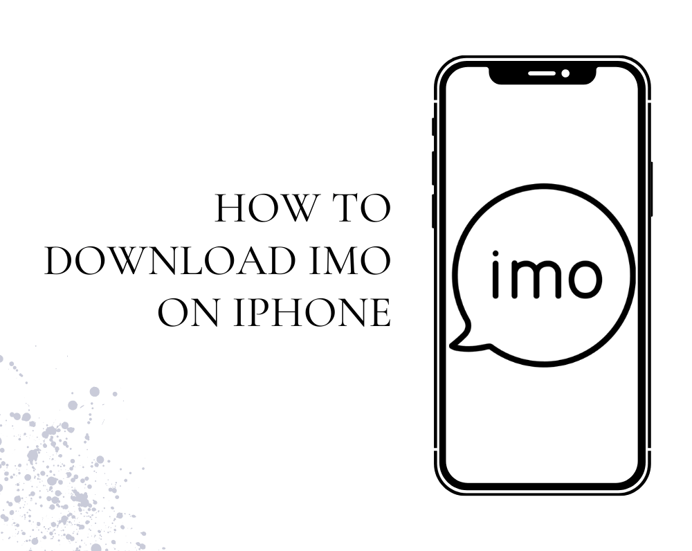 How to download IMO on iPhone