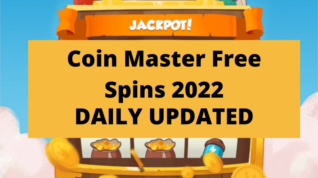 Coin Master Free Spins 2022 - Daily Free Spins & Coins